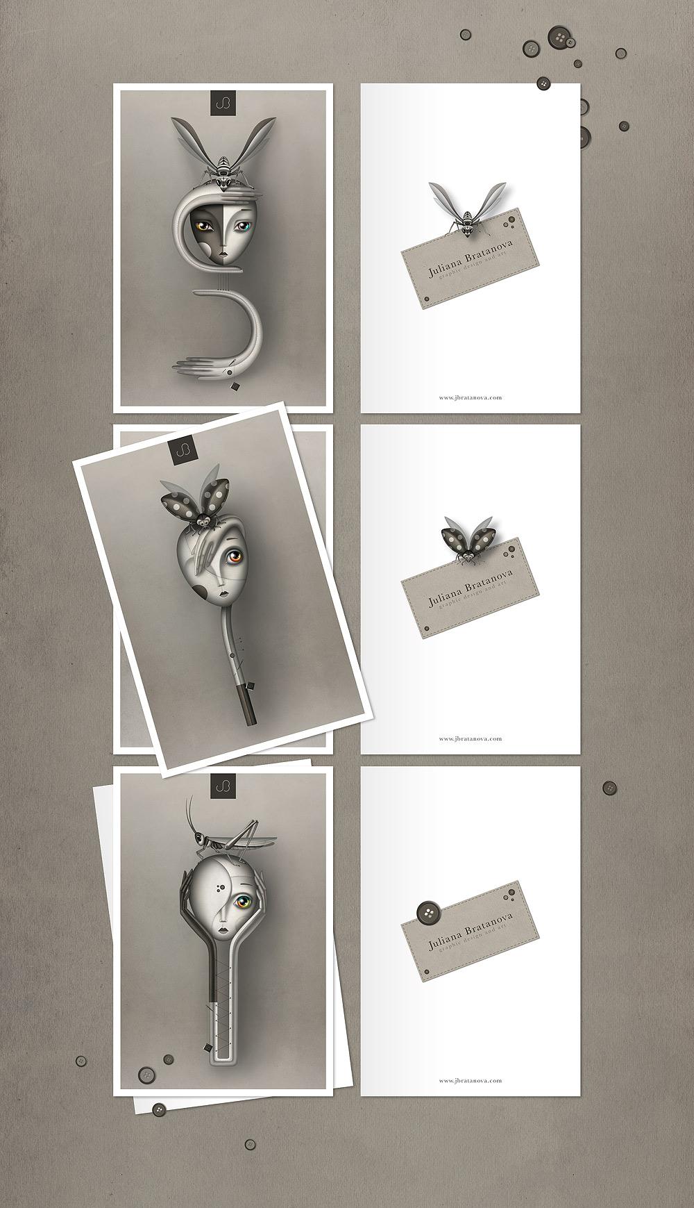 Dolls_Juliana_Bratanova_Slide_Print_Cards